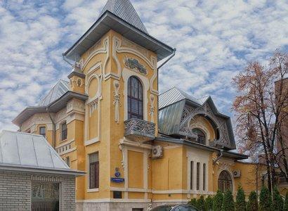 Особняк Иоганна Леонарда Динга, фото здания