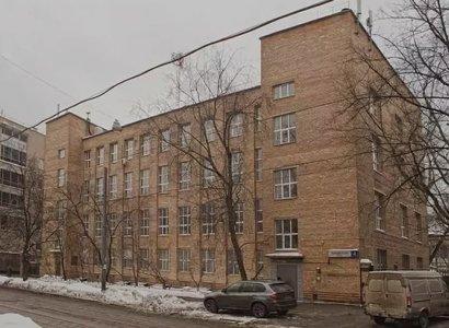Бабаевская, 4с1, фото здания