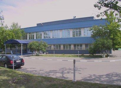 Сокольнический Вал, 2ас2, фото здания