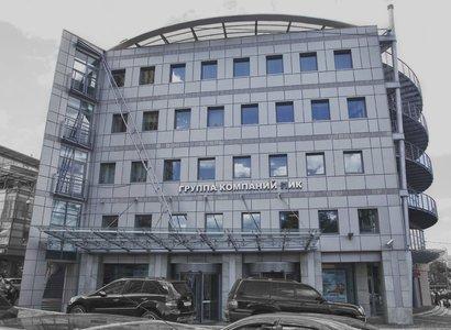 Баррикадная, 19с1, фото здания