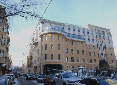 Мал. Головин пер, 5, фото здания