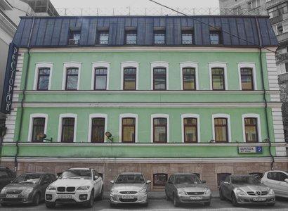 Щипок, 2, фото здания