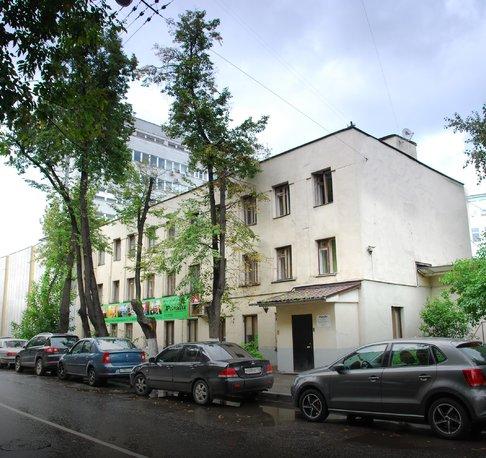1-ый Щипковский пер, 18