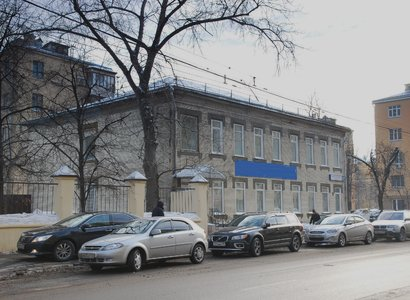 Бол. Серпуховская, 29, фото здания