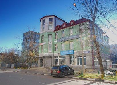 Павловский, фото здания