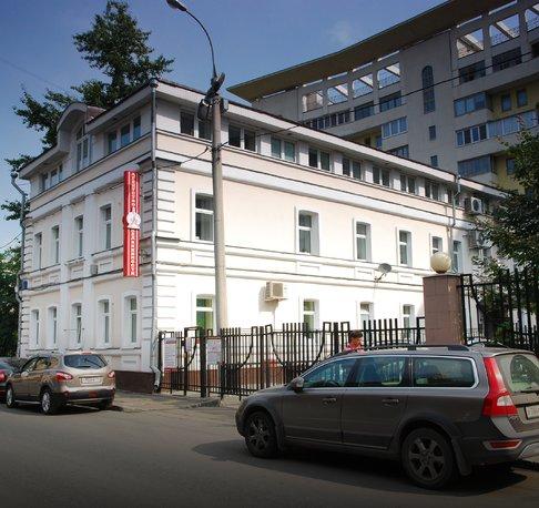 Серпуховский переулок, 1-3-5с3