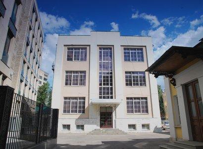 Гранатный пер, 4с4, фото здания