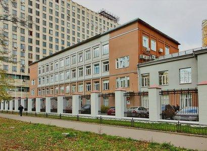 Sokol Plaza, фото здания