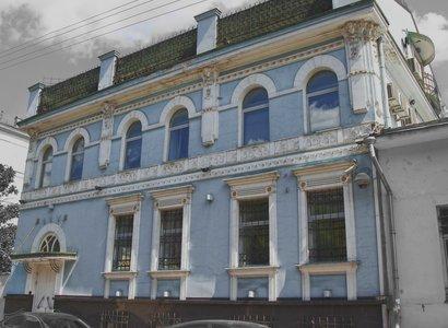 Гранатный пер, 24/4с2, фото здания