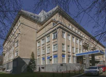 Sokol Place, фото здания
