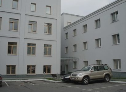 Леснорядский пер. 18С14, фото здания