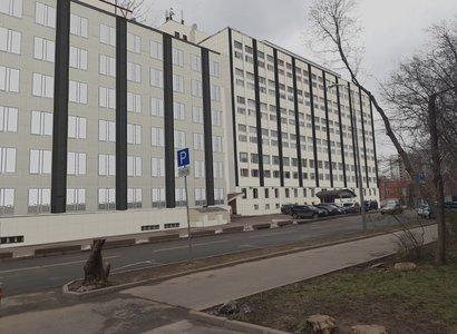 РТС Семёновский, фото здания