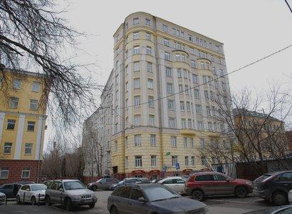 Мал. Пироговская, 16, фото здания