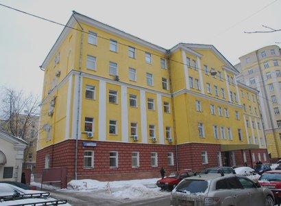Мал. Пироговская, 18, фото здания