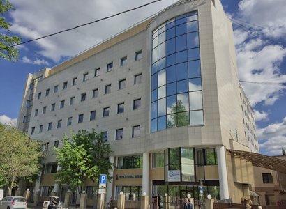 Спектр Хамовники Усачева 33с1, фото здания