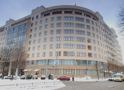 Ля Дефанс, фото здания