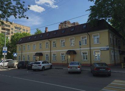 Новорогожская, 32, фото здания