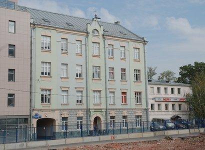 Аристарховский пер, 3с1, фото здания