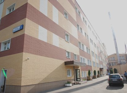5-я Ямского Поля, 7к2, фото здания