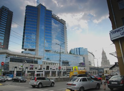 Lotte Plaza, фото здания