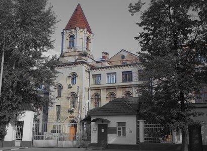Ленинская Слобода, 23, фото здания