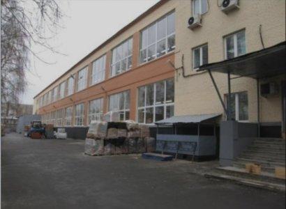 Новохохловская, 19с1,21к2с1-3, фото здания