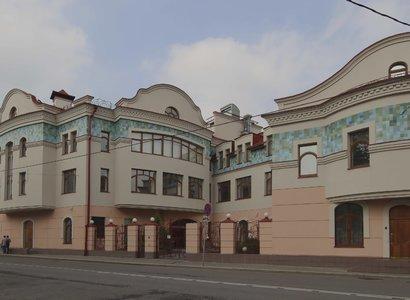 Гончарная, 15с1, фото здания