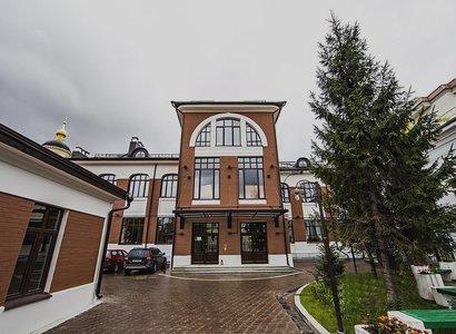 Кадашевские палаты, фото здания