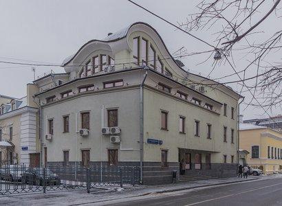 3-й Кадашевский пер, 8, фото здания