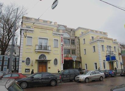 Передний Двор, фото здания