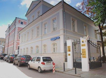 Мал. Толмачевский пер, 10, фото здания