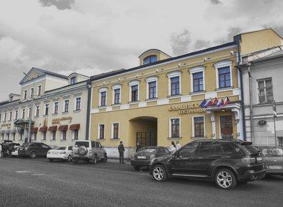 Гостиница Кадашевская, фото здания