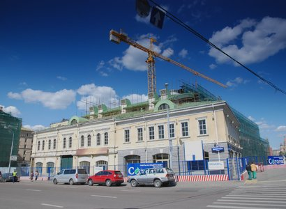 Царев Сад, фото здания