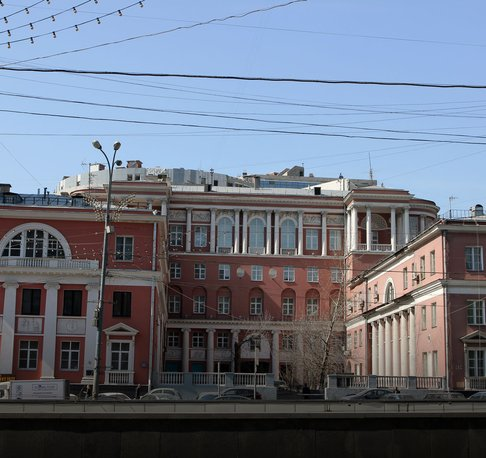 Дом Щербатова