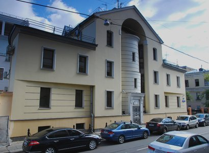 1-й Кадашевский пер, 13с1, фото здания
