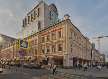 Смоленский Пассаж, фото здания