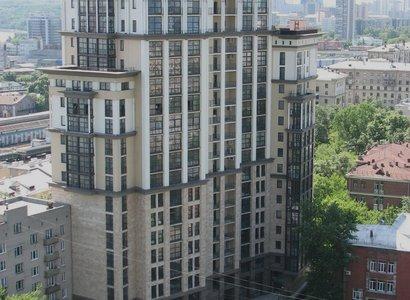 Кутузовский 1, фото здания