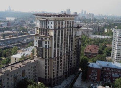 Кутузовский (Дохтуровский переулок, 6), фото здания