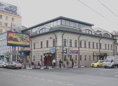 Николоямская Плаза, фото здания