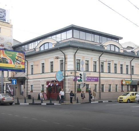 Николоямская Плаза