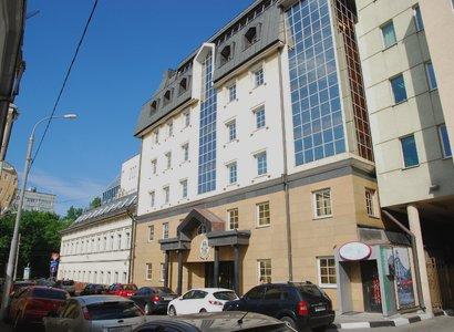 Ефимия Центр, Тарина, фото здания