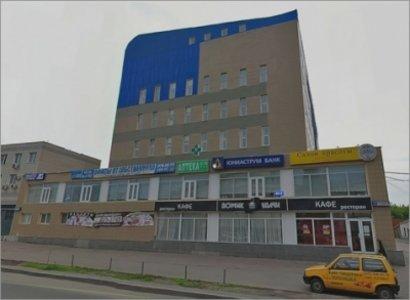 Тушино, фото здания