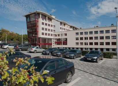GS Тушино, фото здания