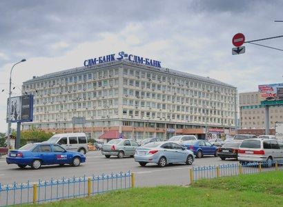 СДМ, фото здания