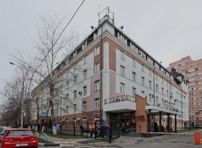Текстильщики, фото здания