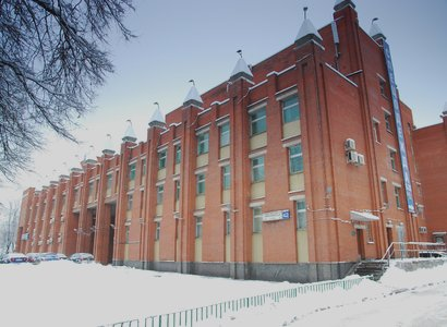 Люблинская, 42, фото здания