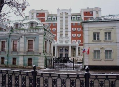 Петровское Подворье, фото здания