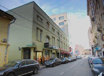 Весковский пер, 7, фото здания