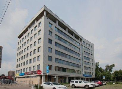 Я21, фото здания
