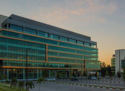 К2 Бизнес Парк, фото здания